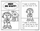 Needs and Wants Emergent Reader Book Social Studies Kindergarten