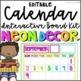 NEON Classroom Decor Bundle