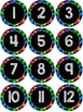 NEON Student Numbers to Organize Your Classroom {#2017dollardeals}
