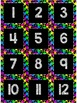 NEON Student Numbers to Organize Your Classroom