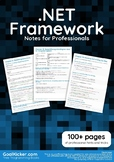 NET Framework Notes for Professionals book ( coding book )