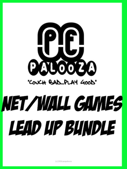 NET/WALL GAMES LEAD UP BUNDLE