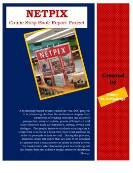 NETPIX Book Report Project