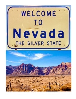NEVADA FACTS UNIT (GRADES 3 - 5)