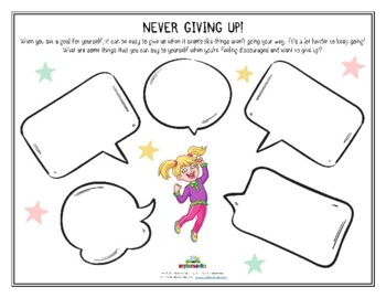 NEVER GIVING UP! (Goal Setting)