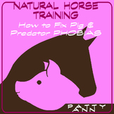 HORSE TRAINING > *Fixing Pig PHOBIAS *Fun Kids & Adult Story *True Life!