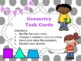 NEW  2- & 3-D Geometry Activity Pack - Task Cards & Interv