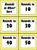 NEW  4-in-1 Round to the Nearest Ten Pack (aligned to TEKS 3.4B & CC 3.NBT.A.1)