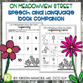 On Meadowview Street Speech and Language Book Companion