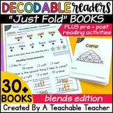 Blends Decodable Readers | Blends Books | Blends Reading Passages