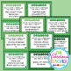St. Patrick's Day Adverbs Task Cards Scoot Activity