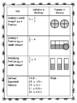 NEW  5th Grade Math STAAR Review Sheet (TX teachers)