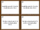 NEW  5th grade Coordinate Graphs Task Cards (aligned to TE