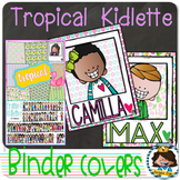 68 TROPICAL BACKGROUNDS- Student Melonheadz Picture Frame