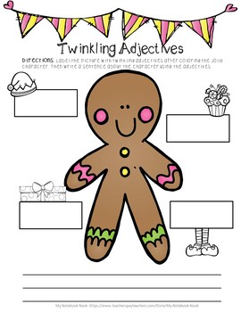 NEW: A Winter Wonderland of Writing! (Lesson Plans Included)