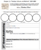 NEW! AMSCO U.S. History Graphic Organizer Chapter 10, 11, 12 (Antebellum Era)
