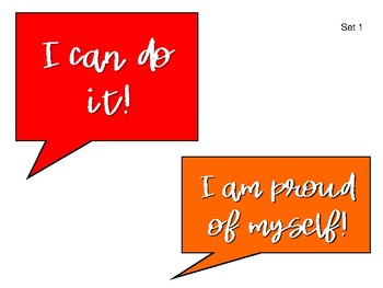 NEW  Affirmations Any Kid Should Say in the Mirror