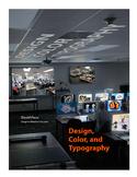 DESIGN • COLOR • TYPOGRAPHY