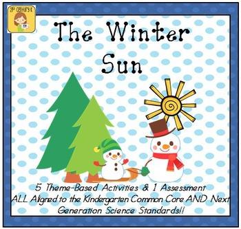 Bundled Primary STEM Theme - The Winter Sun