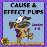 CAUSE & EFFECT PUPS • GRADES 3–5