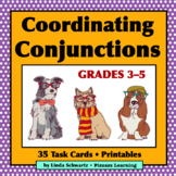 COORDINATING CONJUNCTIONS • GRADES 3–5