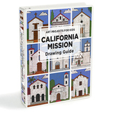 NEW California Mission Drawing Guide
