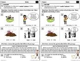 FREE! Analyzing Characters | ELA Reading Comprehension Pra