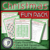 NEW Christmas Activity Fun Pack