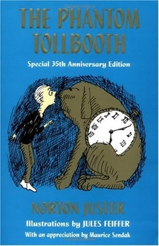 "NEW. Class Set of ""The Phantom Tollbooth"" by Norton Juster  -- 30 copies"