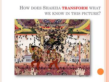 Upper Elementary Art Lesson: Contemporary Art Mixed Media & Marzano DQ