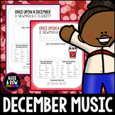 NEW! December Music Free, Winter Activities, Christmas, Russia, Anastasia