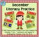 December Smart Bundle for Kindergarten