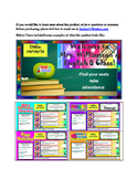 NEW Digital Curriculum Year Long Package Plus Freebies and