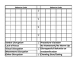NEW! Discipline, Classroom Management, or Behavior Cards