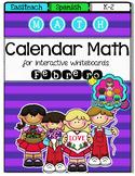 EASITEACH Calendar Math- Febrero (Spanish)