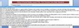 Common Core Lesson Plan Templates w/Standards in Drop Down Menus ELA 9-12
