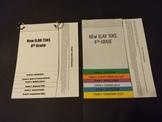 NEW ELAR TEKS 8th Grade Flip Book