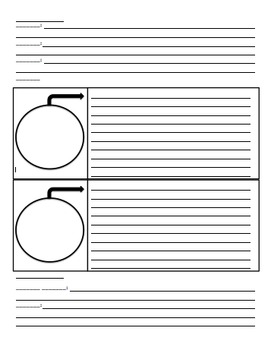 NEW-EXPOSITORY PLANNING SHEET & BLANK ORGANIZER for STAAR
