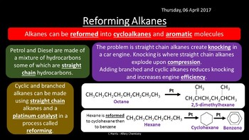 NEW Edexcel Topic 6 (Part 1 of 2) Organic Chemistry I Revision