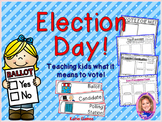 Election Day Activity Pack!