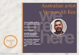 NEW!!! Engaging class notes on Contemporary Aboriginal artist Vernon Ah Kee