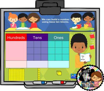 Everyday Interactive Calendar for SMART Board PK, K, 1st