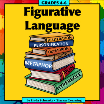 FIGURATIVE LANGUAGE • GRADES 4–6