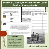 NEW! Farmer's Challenges on the Frontier Letter Analysis &