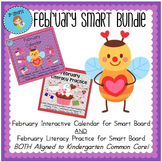 February Smart Bundle for Kindergarten