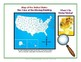 GEOGRAPHY MYSTERY BUNDLE • 3 GAMES OF STATE AND WORLD CAPITALS