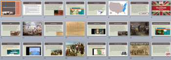 NEW GSE 4th Grade American Revolution Unit *Perfect for Google Classroom