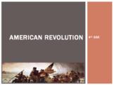 NEW GSE 4th Grade American Revolution Unit *Perfect for Google Classroom