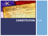 NEW GSE 4th Grade The Constitution Unit *Perfect for Google Classroom