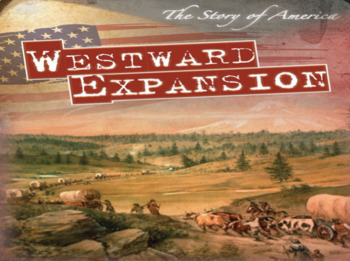 NEW GSE 4th Grade Westward Expansion Unit *Perfect for Google Classroom